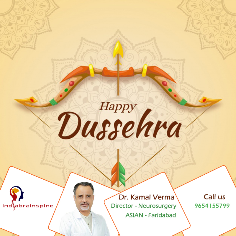 dr kamal wishes happy dussehra